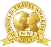 Peru's Leading Boutique Hotel in 2011, 2012 and 2013 (World Travel Awards).